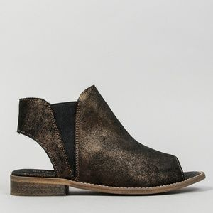 Musse&Cloud Shoes - The Ciara/ only one left in Bronze!